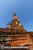 Photos Thailande - Ruines d'Ayutthaya
