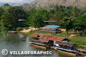 Photos Thailande - Kanchanaburi - Chemin de fer de la Mort