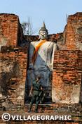 Photos Thailande - Temple  dans les environs de Kanchanaburi