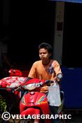 Photos Thailande - Payathonzu ville-frontalière