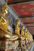 Photos Thailande - Wat Benchamabophit à Bangkok