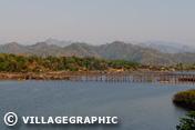 Photos Thailande - Sangkhlaburi dans la province Kanchanabur