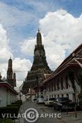 Photos Thailande - Le wat Arun