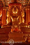 Photos Thailande - Temple Wat Phumin