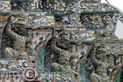 Photos Thailande - Wat Arun à Bangkok