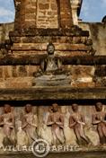 Photos Thailande - Wat Mahathat - Sukhothai