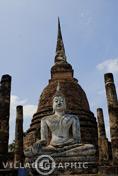 Photos Thailande - Wat Sa Si