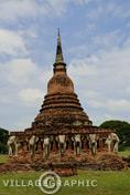 Photos Thailande - Wat Sorasak